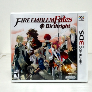 3DS™ Fire Emblem Fates: Birthright (ขาว) Zone US /English (ภาคใหม่)