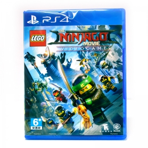 PS4™ The LEGO NINJAGO Movie Video Game Zone 3 Asia / English ราคา 1590.-
