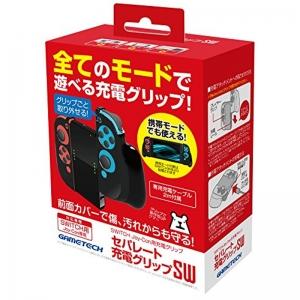 Gametech Separate Charging Grip for Nintendo Switch ราคา 1190.-