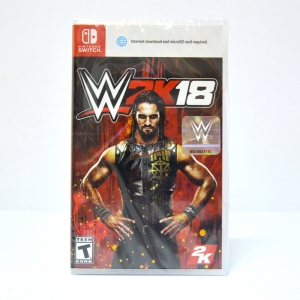 NintendoSwitch™ WWE 2K18 Zone US / English
