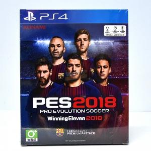 PS4™ Pro Evolution Soccer 2018 【Special Edition】Zone3 Asia English ราคา 2090.- ส่งฟรี
