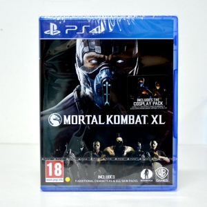 PS4™ Mortal Kombat XL zone 2 eu/ English