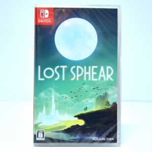 Nintendo Switch™ Lost Sphear Zone JP, Japanese ราคา 1890.- // ส่งฟรี