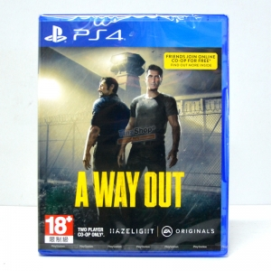 PS4™ A Way Out Zone 3 Asia / English ราคา 990.-