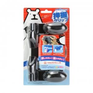 ++ Gametech Trigger Grip New3DSXL ++ มือจับสีดำ ยี่ห้อ Gametech ของแท้ จาก ญี่ปุ่น (N3F1773 / Monster Hunter X)