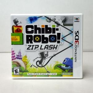 3DS (US) Chibi-Robo! Zip Lash Zone US / English Version