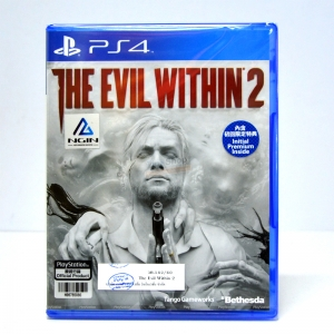 PS4™ The Evil Within 2 Zone 3 Asia / English ราคา 1890.- //* ส่งฟรี