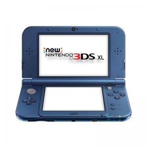 เครื่อง New 3DS XL BLUE สีนำ้เงิน