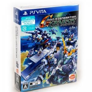 PSVIta™ SD Gundam G Generation Genesis Zone 2 JP / Japanese ส่งฟรี