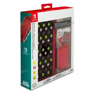 ชุดอุปกรณ์เสริม PDP™ Starter Kit Mario Icon Edition ของแท้ สำหรับ Nintendo Switch ราคา 1250.-