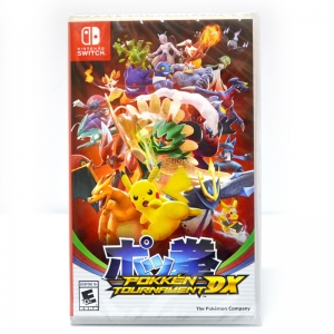 Nintendo Switch™ Pokken Tournament DX Zone US, English ราคา 1890.- // ส่งฟรี