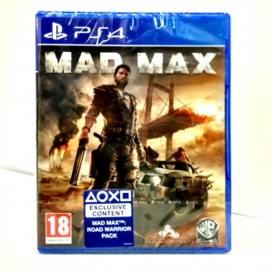 PS4 MAD MAX Zone 2 EU / English