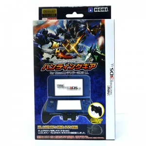 กริพมือจับ มอนฮัน XX Grip - Hori™ Monster Hunter XX Hunting Gear (3DS-508) For New 3DS XL