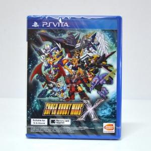 PSVita Super Robot Wars X Zone 3 Asia / Voice: JP / Subtitle: EN ราคา 1690.- // ส่งฟรี EMS (เกมใหม่ ขายดี)