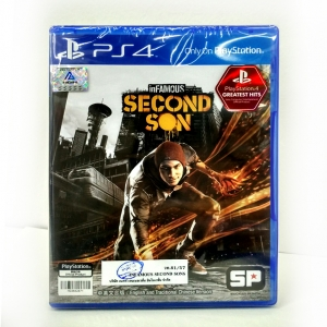 PS4™ Infamous Second Son Zone 1 us / English
