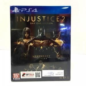 PS4™ Injustice 2: Legendary Edition Z3 [DAY ONE Steelbook] ราคา 1690.- // ส่งฟรี EMS