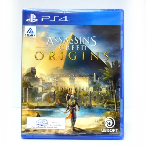 PS4™ Assassin's Creed Origins Zone 3 Asia, English+ของแถม