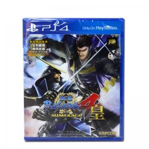 PS4 Sengoku Basara 4 Sumeragi Zone 3 Asia / Japanese