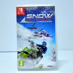 Nintendo Switch™ Snow Moto Racing Freedom Zone EU / English Sale 70% เหลือ 390.- เท่านั้น