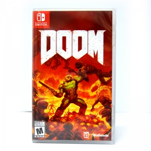Nintendo Switch™ DOOM Zone US / English ราคา 1890.-