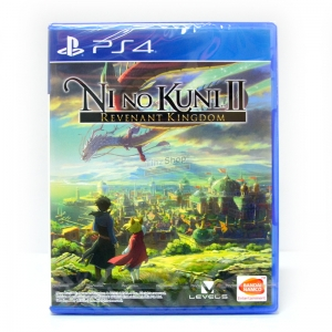PS4™ Ni no Kuni II: Revenant Kingdom Zone 3 Asia / English ราคา 1990.- *แถมกระเป๋าผ้า