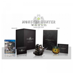PS4™ Monster Hunter World : Collector's Edition Z3 Asia /English ราคา 6590.-