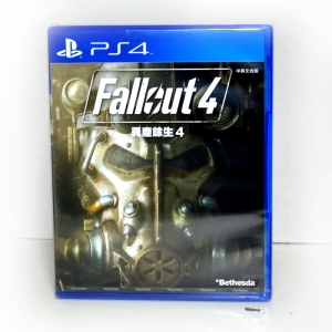 PS4 Fallout 4 Zone 3 Asia / English (Voice English, Sub. Chinese-English)