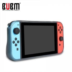 BUBM TPU Case for Nintendo Switch : SWITCH-TP (สีดำใส)
