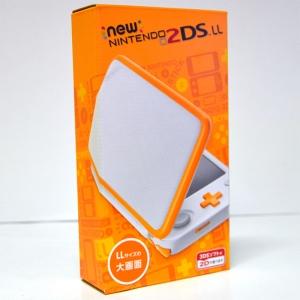 เครื่องรุ่นใหม่ New2DS LL ญี่ปุ่น สีขาว-ส้ม New Nintendo 2DS LL (White x Orange) ราคา 5990.- ส่งฟรี