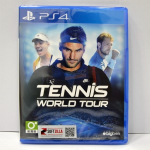 PS4 Tennis World Tour Zone Asia / English ราคา 1690.-