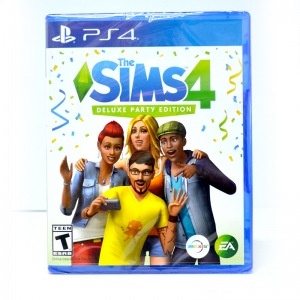 PS4™ The Sims 4 [Deluxe Party Edition] Zone 1 US / English