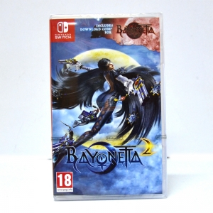 Nintendo Switch™ Bayonetta 1+2 Zone EU / English ราคา 2090.- //