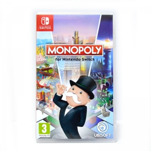 Nintendo Switch™ Monopoly Zone EU / English