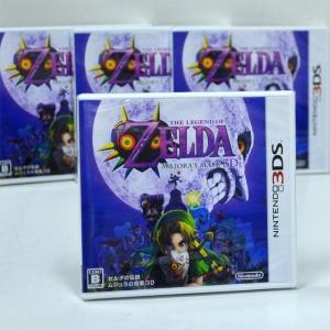3DS (JP) The Legend of Zelda: Majora's Mask 3D