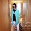 กระเป๋าถือ / สะพาย หนัง PU วินเทจ สไตล์ เกาหลี สีทอง thumbnail 5