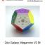Qiyi X-Man Galaxy Megaminx V2 M *มีแม่เหล็ก* thumbnail 10