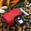 ซองหนัง ใส่กุญแจรีโมทรถยนต์ BMW รุ่น ดันข้าง BMW Series3 (90) Series5 (E60) Series7 Z4 (E85) X1(E84) thumbnail 5