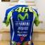เสื้อยืด yamaha MotoGP 2018 ผ้าโพลีเอสเตอร์ thumbnail 2