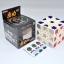 Z-Cube Gear 3x3 White Fibre Sticker thumbnail 1