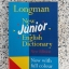 Longman / Neew Junior Dictionary / New Edition thumbnail 1