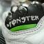 ถุงมือขี่มอเตอร์ไซค์ monster คาร์บอน หนังแท้ monster thumbnail 6