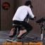 เก้าอี้สักลายรุ่นอัพเกรดความแข็งแรง เก้าอี้นั่งสัก เก้าอี้พับได้ เก้าอี้พกพาโครงเหล็กผสมแมงกานีส สำหรับการสัก นวด สปา Upgraded Foldable Portable Massage Tattoo Spa Chair (สีดำ BLACK) thumbnail 3