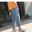 กางเกง   กางเกงยีนส์   กางเกงยีนส์ผู้ชาย thumbnail 7