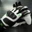 ถุงมือขี่มอเตอร์ไซค์ monster คาร์บอน หนังแท้ monster thumbnail 3