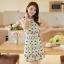 ชุดเดรสสั้นแฟชั่นเกาหลี พิมพ์ลายเก๋ๆ สีสดใส เหมาะกับการใส่เที่ยวสบาย หรือ จะใส่ไปงานเลี้ยง จะทำให้คุณดูสวย สง่า มั่นใจ thumbnail 7
