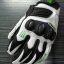 ถุงมือขี่มอเตอร์ไซค์ monster คาร์บอน หนังแท้ monster thumbnail 2