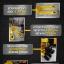 รถลากพาเลท Hand Pallet รุ่น HP5000 รับน้ำหนักถึง 5000 กิโลกรัม งากว้าง 685 mm. thumbnail 3