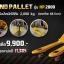 รถลากพาเลท Hand Pallet รุ่น HP2000 รับน้ำหนักถึง 2000 กิโลกรัม งากว้าง 685 mm. thumbnail 1