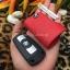 ซองหนัง ใส่กุญแจรีโมทรถยนต์ BMW รุ่น ดันข้าง BMW Series3 (90) Series5 (E60) Series7 Z4 (E85) X1(E84) thumbnail 8