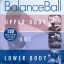 Body Target BalanceBall with Suzanne Deason 3 DVD Set thumbnail 1